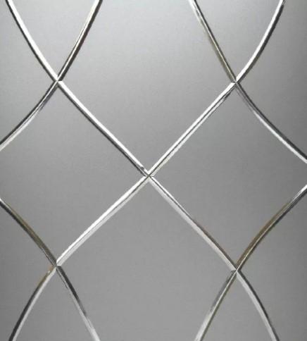 Зеркало с алмазной гравировкой